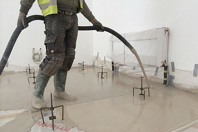 AR Pumpcrete Screed and Concrete Pumping